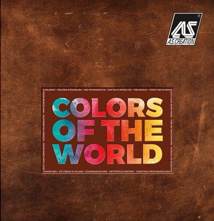 Colors of the World katalógus
