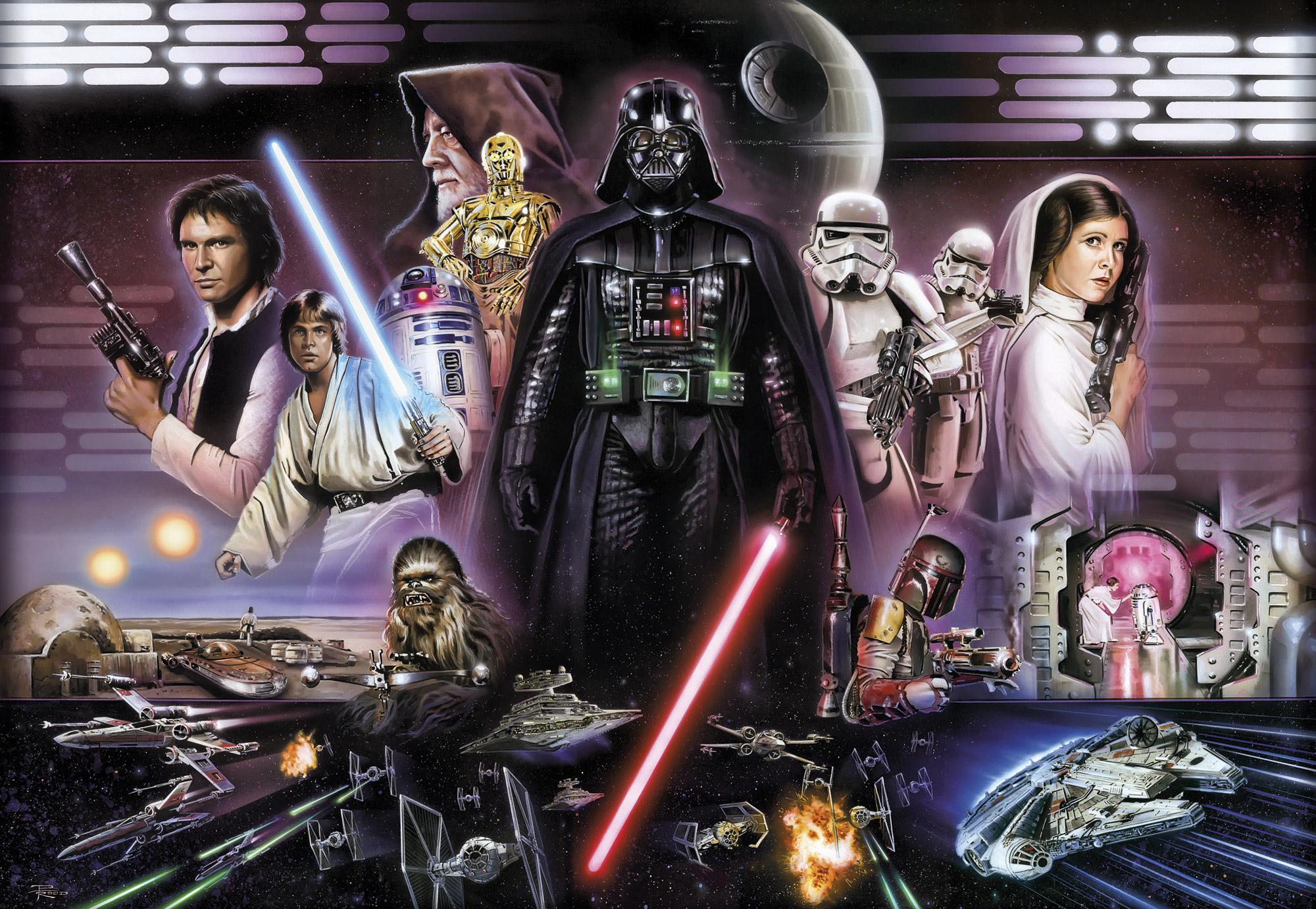 Star Wars katalógus