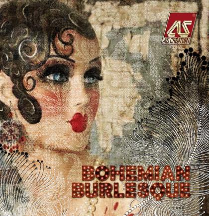 Bohemian Burlesque tapéta