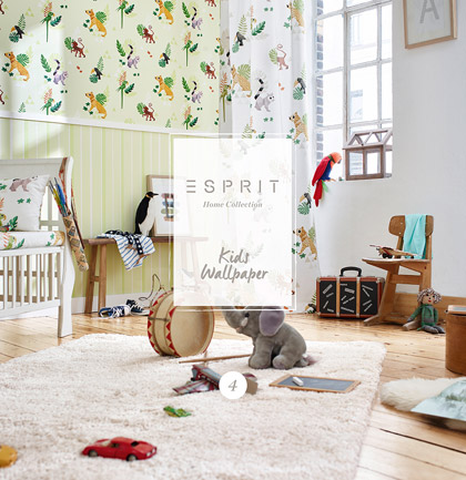 Esprit Kids 4 tapéta
