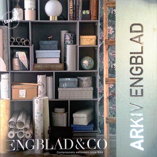 Arkiv Engblad tapéta