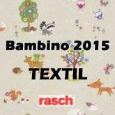 Bambino 2015 textil tapéta
