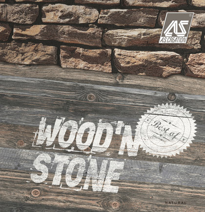 Best of Wood and Stone tapéta