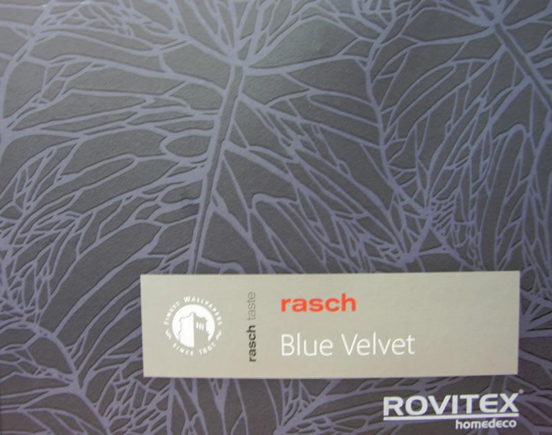 Blue Velvet tapéta