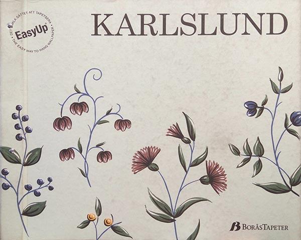 Karlslund tapéta
