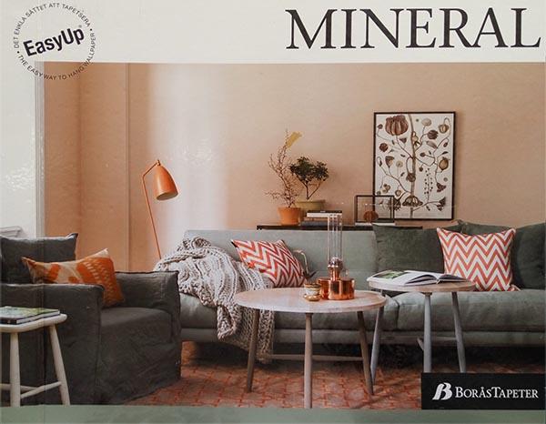 Mineral tapéta