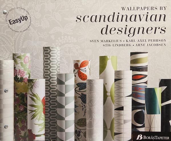 Scandinavian Designers tapéta