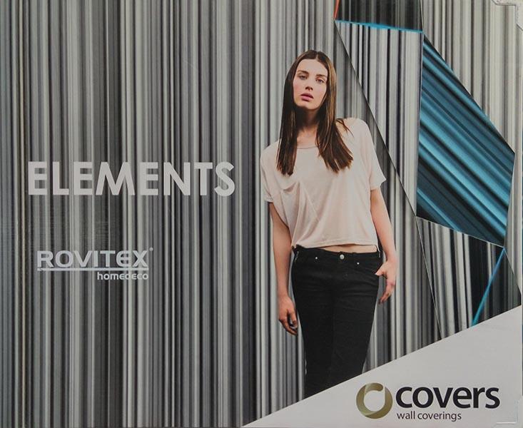 Covers: Elements katalógus