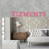 Elements tapéta