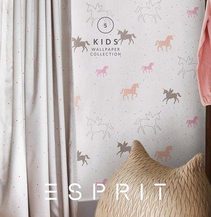 Esprit Kids 5 tapéta