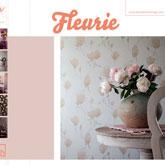 Fleurie tapéta