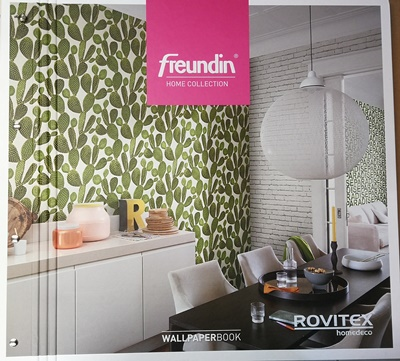 freundin tapete home collection