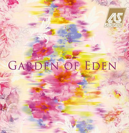Garden of Eden tapéta