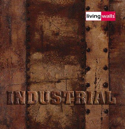 Industrial tapéta