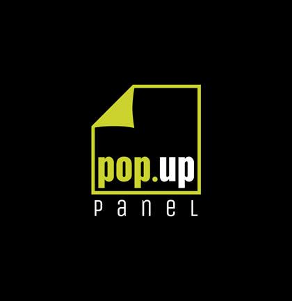 PopUp panel tapéta