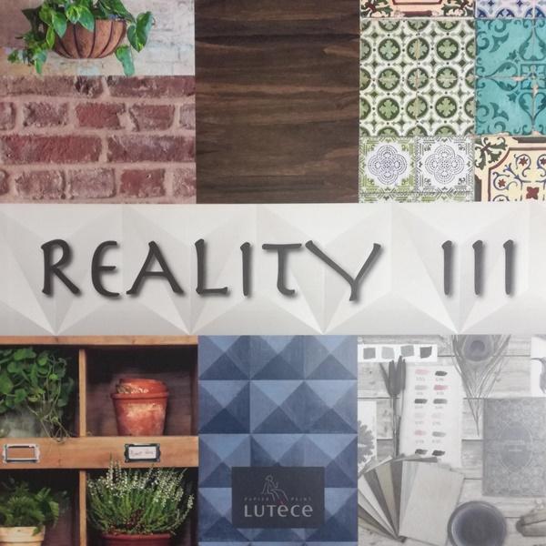 Reality III katalógus