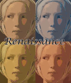 Renaissance tapéta