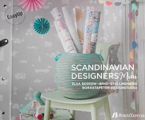 Scandinavian Designers Mini tapéta