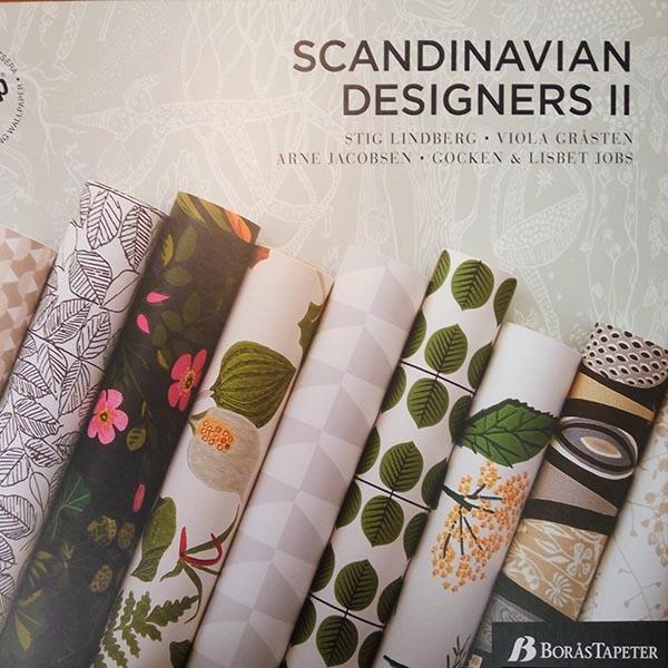 Scandinavian Designers II tapéta