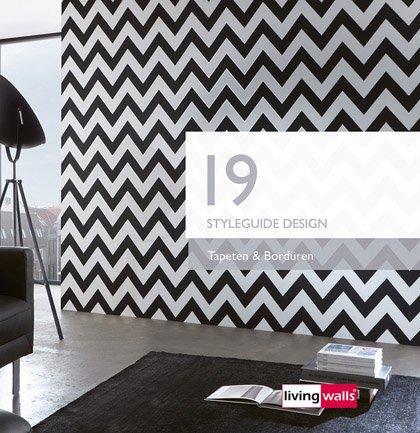 Styleguide Design tapéta