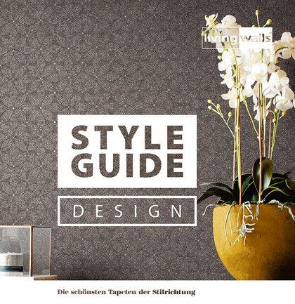 Styleguide Design 21 katalógus