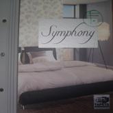 Symphony tapéta