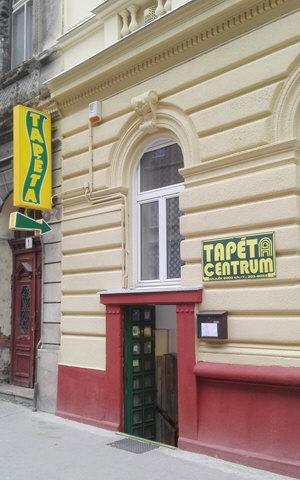 Tapéta Centrum