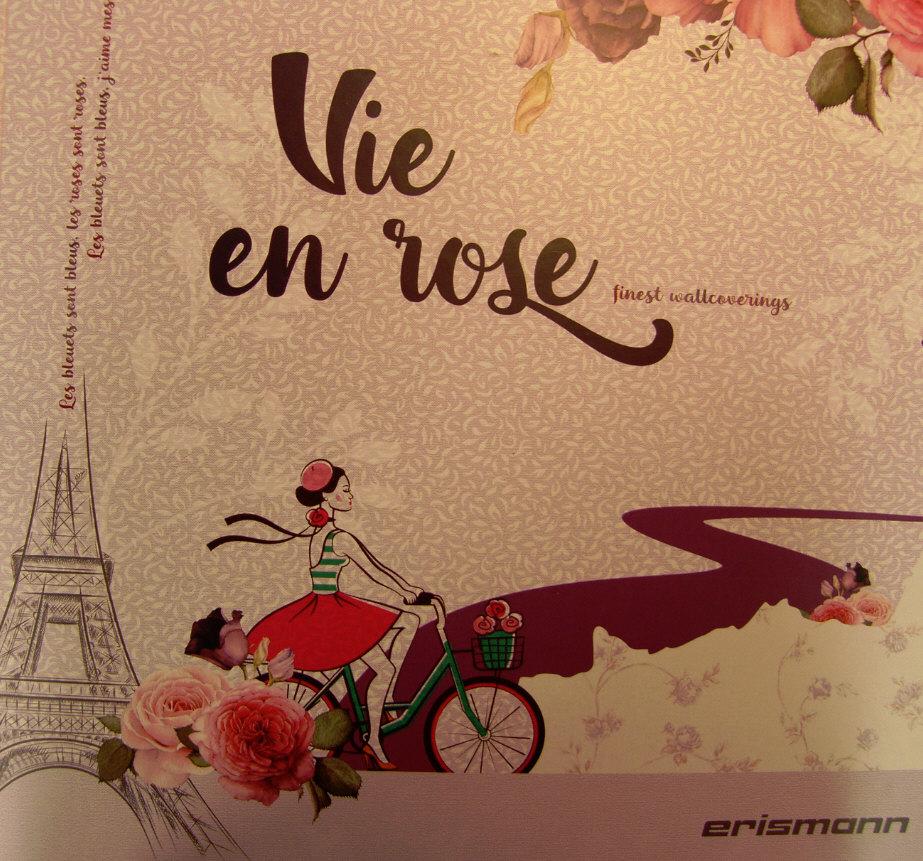 Vie en Rose tapéta
