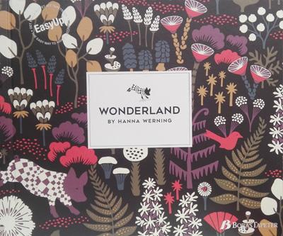 Wonderland tapéta