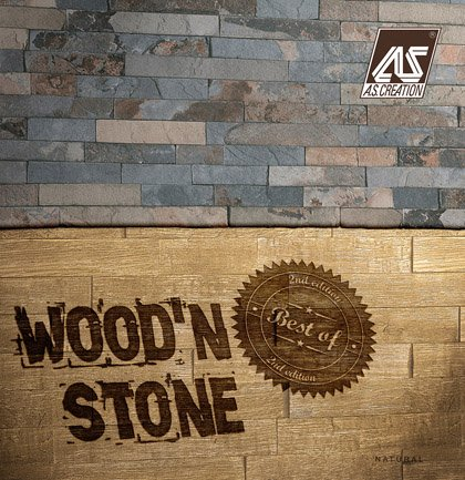 Best of Wood and Stone 2 tapéta