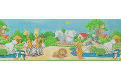 Gyerek,különleges motívumos,rajzolt,természeti mintás,kék,narancs-terrakotta,pink-rózsaszín,piros-bordó,szürke,zöld,vlies bordűr