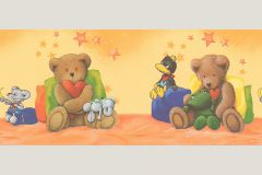 Absztrakt,gyerek,különleges motívumos,rajzolt,kék,narancs-terrakotta,piros-bordó,sárga,szürke,zöld,vlies bordűr