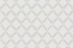Fa hatású-fa mintás,különleges motívumos,textilmintás,kockás,textil hatású,szürke,zöld,lemosható,vlies tapéta