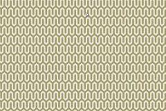 Retro,geometriai mintás,fehér,bézs-drapp,zöld,gyengén mosható,vlies tapéta