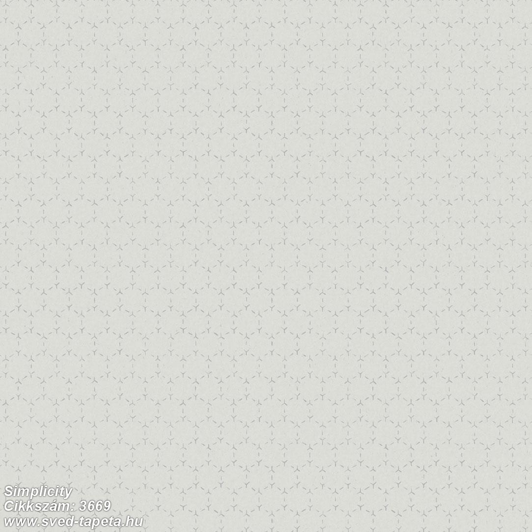 Simplicity 3669 cikkszámú svéd ECOgyártmányú designtapéta