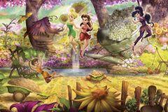 Emberek-sztárok,gyerek,rajzolt,fehér,kék,lila,narancs-terrakotta,pink-rózsaszín,piros-bordó,sárga,türkiz,vajszín,zöld,gyengén mosható,papír poszter, fotótapéta