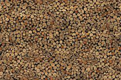 Fa hatású-fa mintás,fotórealisztikus,különleges motívumos,retro,barna,bézs-drapp,fekete,gyengén mosható,vlies poszter, fotótapéta