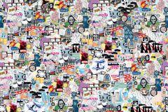 Absztrakt,emberek-sztárok,gyerek,különleges motívumos,rajzolt,retro,barna,bézs-drapp,fehér,fekete,kék,pink-rózsaszín,piros-bordó,sárga,szürke,türkiz,gyengén mosható,vlies poszter, fotótapéta