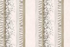 Absztrakt,barokk-klasszikus,különleges motívumos,természeti mintás,textil hatású,textilmintás,virágmintás,fehér,szürke,súrolható,illesztés mentes,vlies tapéta