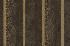 Absztrakt,barokk-klasszikus,különleges motívumos,természeti mintás,textil hatású,textilmintás,virágmintás,arany,bézs-drapp,fekete,súrolható,illesztés mentes,vlies tapéta