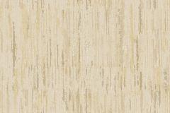 Absztrakt,csíkos,különleges motívumos,természeti mintás,textil hatású,arany,bézs-drapp,súrolható,vlies tapéta