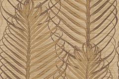Barokk-klasszikus,különleges motívumos,természeti mintás,virágmintás,arany,bronz,súrolható,vlies tapéta
