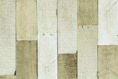 Fa hatású-fa mintás,barna,bézs-drapp,fehér,lemosható,papír tapéta