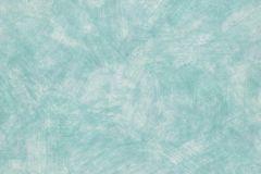 Kőhatású-kőmintás,különleges motívumos,fehér,türkiz,zöld,lemosható,papír tapéta
